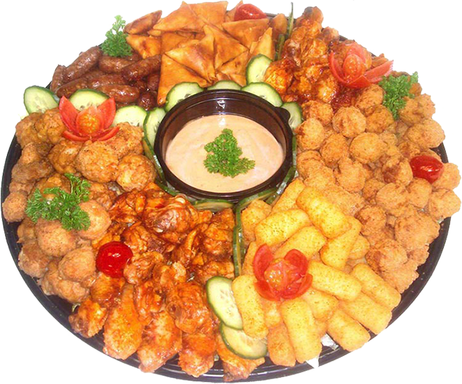 Spar Get Platters 20 Delicious Platters To Choose From